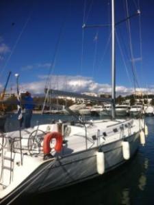 Afroditi - Beneteau Cyclades 50.5 - Mooi Weer Zeilen, BQ Yachting