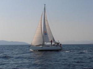 Zeilen in Griekenland l senioren zeilvakantie l flottielje zeilen senioren - Mooi Weer Zeilen, BQ Yachting