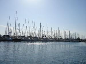 Kalamaki Marina Athene