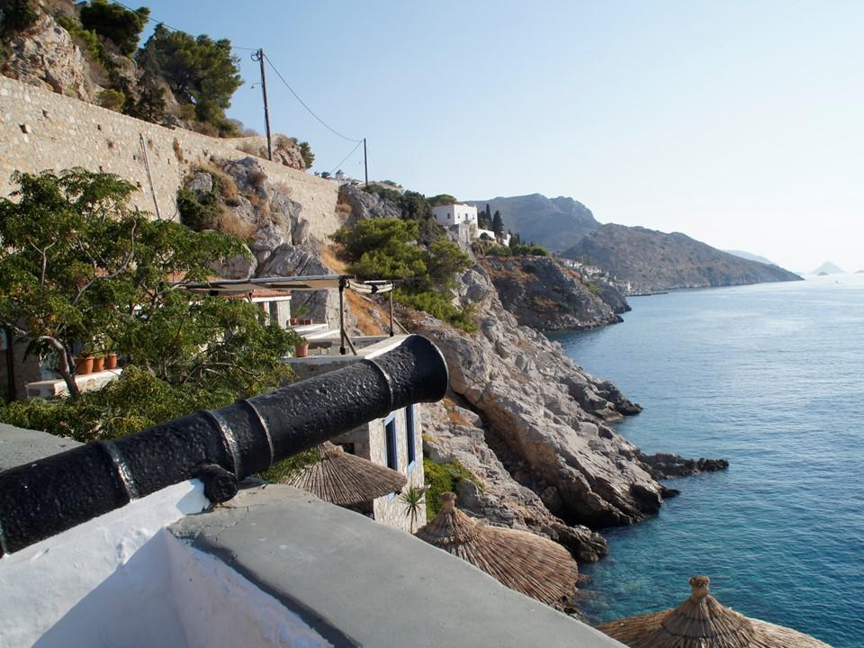 Senioren zeil vakantie zeilen in Griekenland